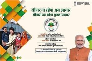 one year of ayushman bharat nearly 47 lakh people got benefit