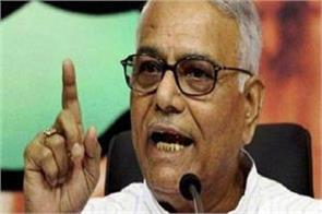 baffling statements of ministers will not lead to welfare of economy sinha