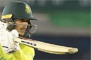 quinton de kock take advantage of ipl playing superbly kock against india
