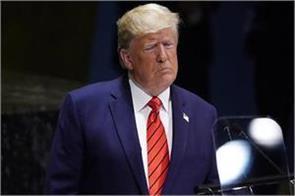 trump warns china about trade and hong kong