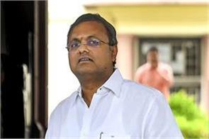karti said on chidambaram s arrest we are being made victims of politics