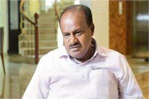 kumaraswamy denied the charge of tapping nirmalanand s phone