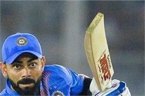 indian captain kohli surpasses rohit it made two big records