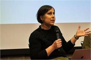 indian women appointed as chairman of cambridge university department