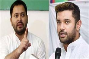 two heirs  of bihar s politics