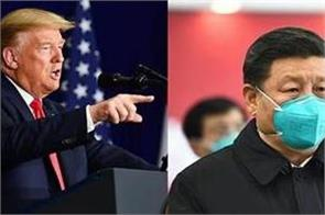 trump calls corona as  artificial horrible situation