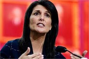 china a  number one national security threat  to us nikki haley