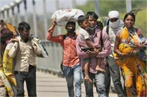 central government will recruit 25 crore migrant laborers through portal