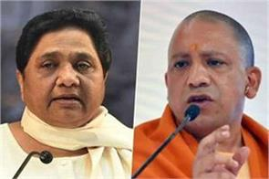 mayawati speaks on gonda priest firing no saint is safe in