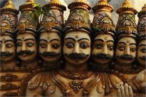 ravana is worshiped in the city of shri krishna