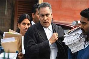lawyer ap singh will contest the case of hathras accused