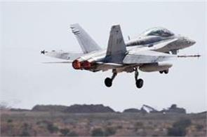 navy f a 18 crashes in california pilot ejected safely