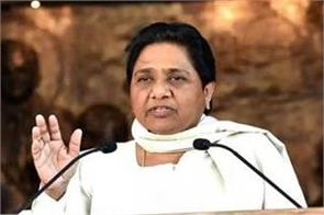 mayawati said people meet congress drama why silent on rajasthan incident