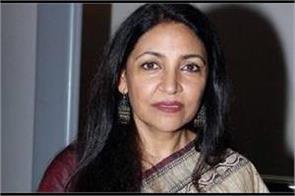 bollywood actress deepti naval gets heart attack
