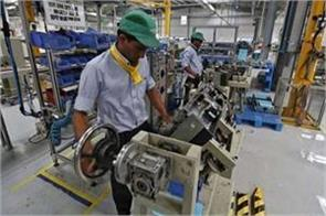 sales manufacturing companies declined 41 1 percent first quarter fiscal year