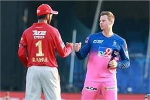 kxip vs rr  head to head record last 5 matches and top players