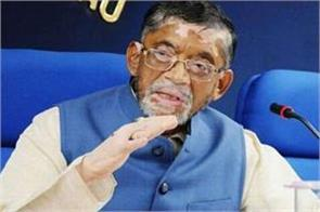 santosh gangwar ending the child labor is priority of government