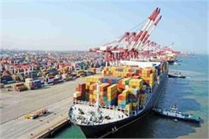 india s exports up 6 percent  27 58 billion september