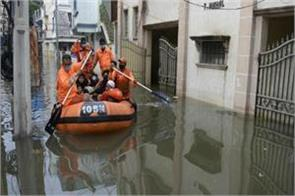 70 people still dead in telangana due to rain
