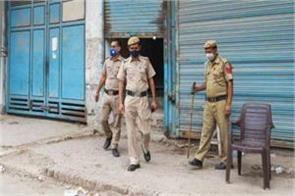 delhi police arrested four wanted miscreants after encounter