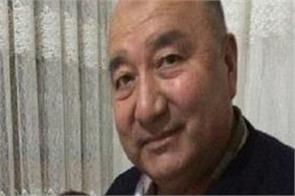 china confirms death of uyghur man who was held in xinjiang camp