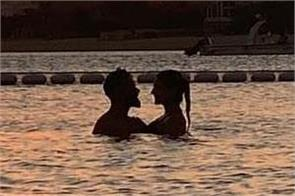 kohli shared a romantic picture with wife anushka