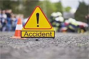 outh dies in bus motorcycle collision in pallan bilawar