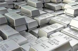 silver became cheaper by rs 1 200 in a week