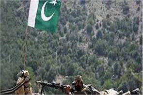 pakistani army shells forward areas along loc in jammu and kashmir