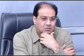 minister mohsin raza s taunt why rahul priyanka is silent on the