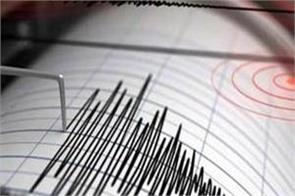earthquake tremors in indonesia