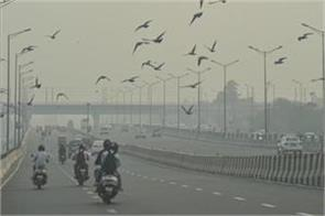 delhi air is getting dangerous pollution levels doubled
