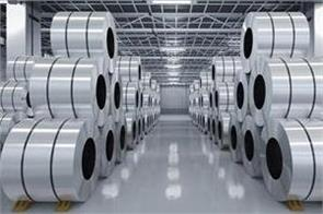 rinl chairman said now the domestic steel industry is recovering