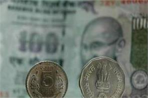 rupee falls 23 paise to close at 73 84 against us dollar