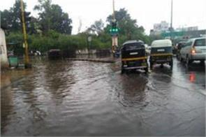 three people died due to heavy rains in nashik