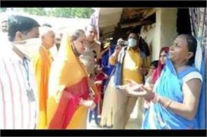 ambedkar nagar uproar over dalit religious conversion