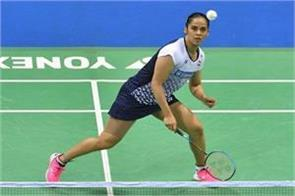 thailand open saina loses in second round injured srikanth gives walkover