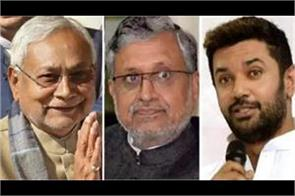 ljp bids bjp to save relationship with jdu forget pm s picture