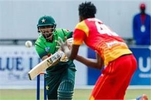 pakistan and zimbabwe team undergo covid 19 test see report