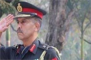 army general sk saini drone