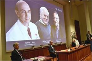three scientists searching for hepatitis c virus got nobel prize for medicine