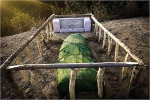 indian army decorated the grave of pak major killed in the war of 1972