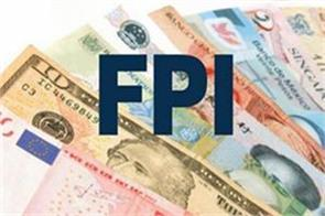 fpis infuse rs 17 749 crore into indian markets in october