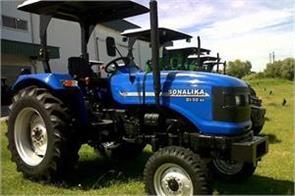 during the corona era sonalika tractors broke all sales records