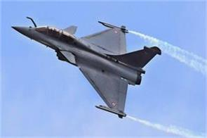 fighter jet rafael to join air force parade on 8 october