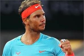french open  clay court king nadal reaches semis for 13th time