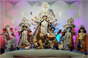 durga puja will be held online in delhi prasad will be delivered at home