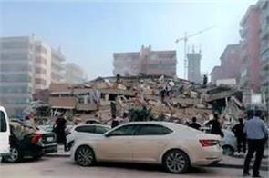 terrific earthquake shakes turkey  flowing houses and vehicles