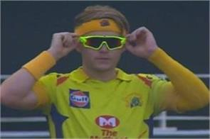 check out the meme on social media about sam curran s new look