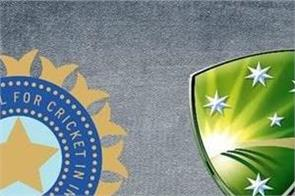 team india announced for australia tour pant out of t20 and odi